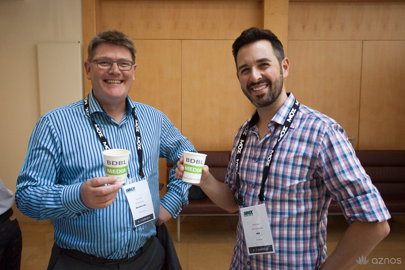 Dixon jones et Rand Fishkin